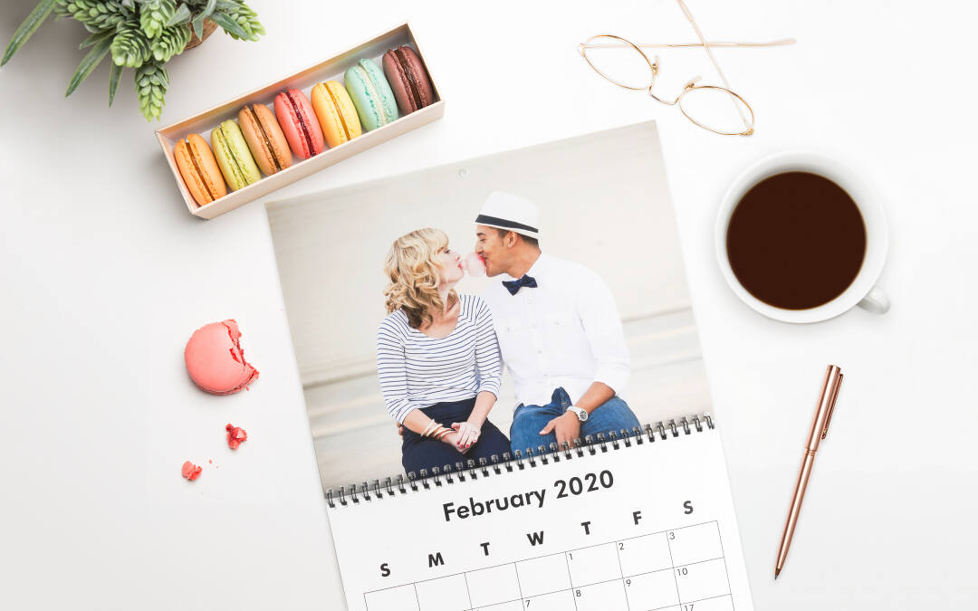 Personalized, Make Your Own Photo Calendar with Collage.com